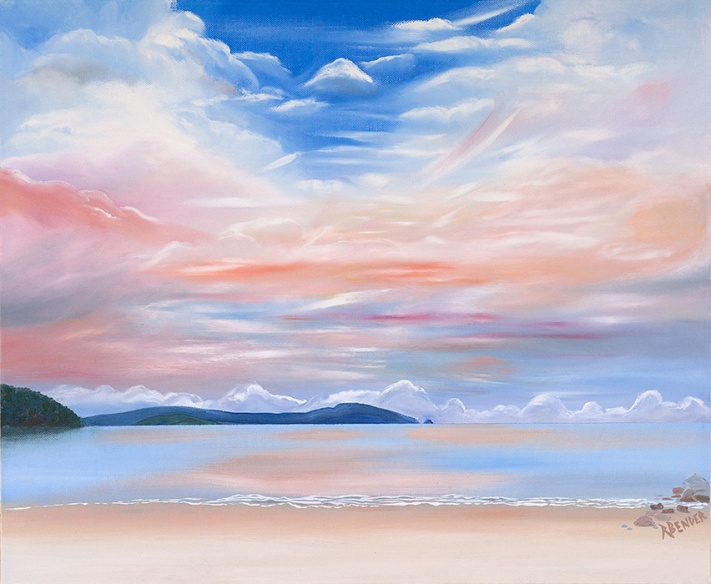 South Bruny Island - Dreaming The Sea